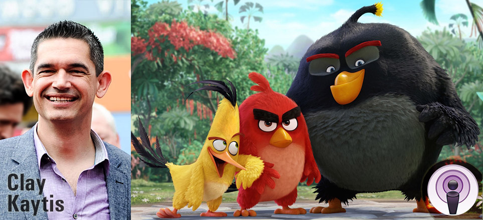 Interview with Angry Birds director Clay Kaytis