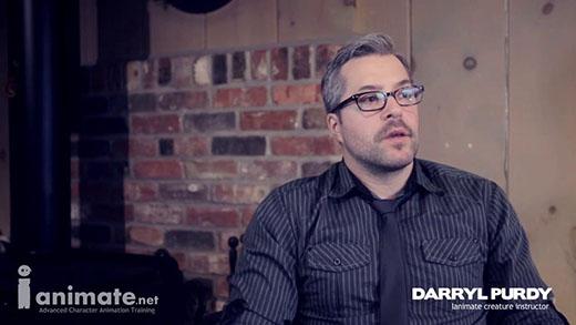 iAnimate Instructor Spotlight - Darryl Purdy
