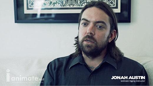 iAnimate Instructor Spotlight - Jonah Austin